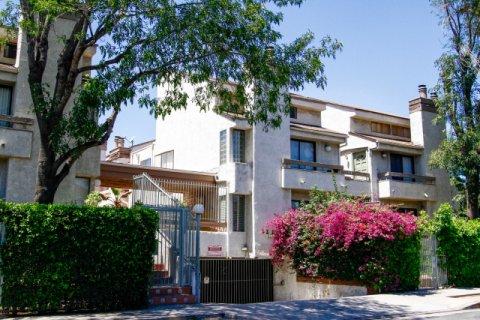 Sandhill Condominiums Van Nuys