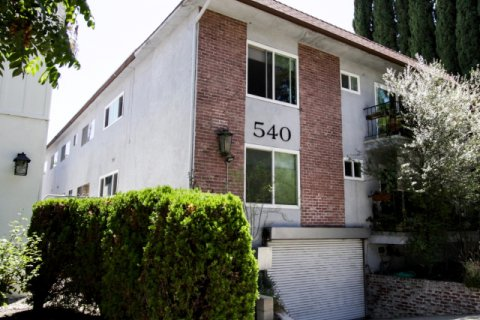 540 N Croft West Hollywood