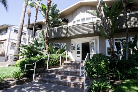 Crescent Heights Villas West Hollywood