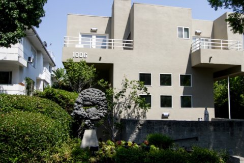 Nouveau West Villas, West Hollywood
