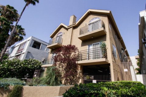 Vista Townhomes West Hollywood