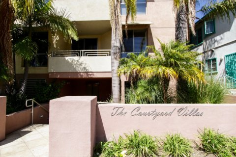 The Courtyard Villas West LA