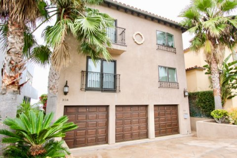 Prospect Seaview Villas La Jolla