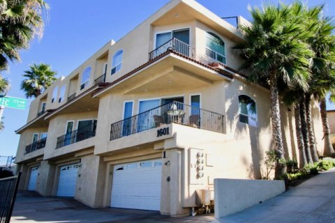 Buccaneer Beach Homes Oceanside