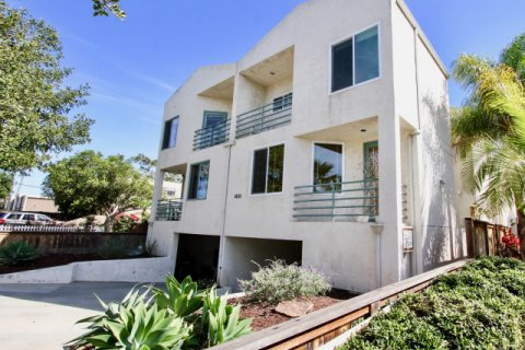 Chalcedony Townhomes Pacific Beach