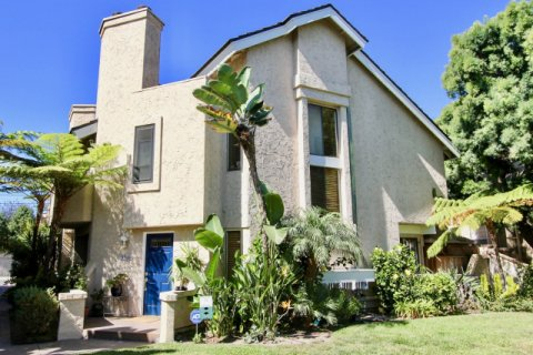 Promontory Townhomes Pacific Beach