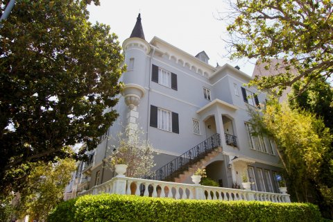 French Chateau koreatown