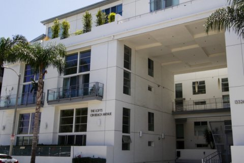 The Lofts On Beach Avenue Marina Del Rey