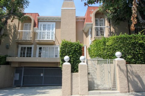 Berkeley Townhomes santa monica