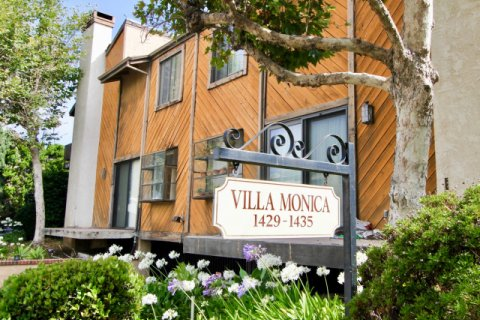 Villa Monica santa monica