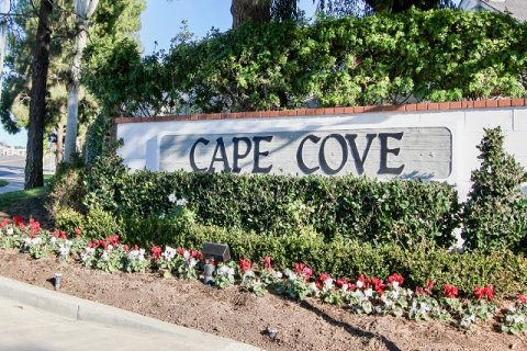 Cape Cove Dana Point