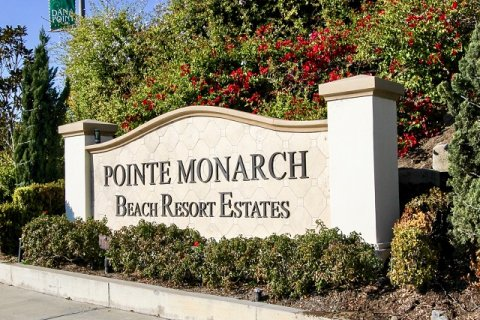 Pointe Monarch Dana Point