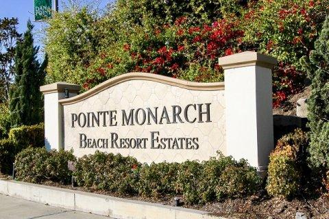 Pointe Monarch Dana Point