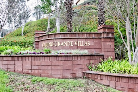 Camino Grande Villas Anaheim Hills