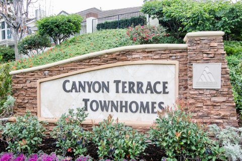 Canyon Terrace Townhomes Anaheim Hills