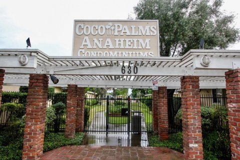 Coco Palms Anaheim