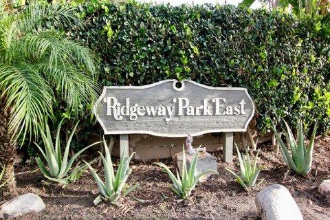 Ridgeway Park East Anaheim