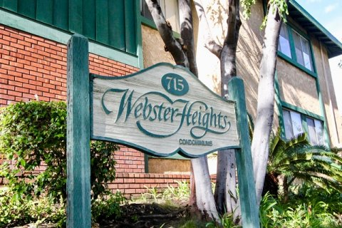 Webster Heights Anaheim