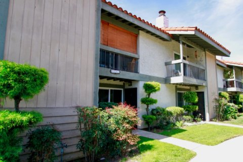 Cypress College Townhomes Cypress
