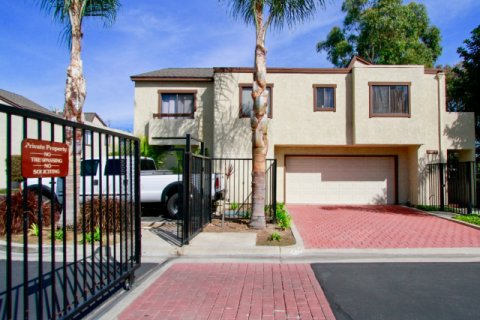 Embassy Park Townhomes Cypress