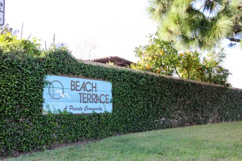 Beach Terrace Garden Grove