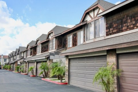 Tudor Estates Garden Grove
