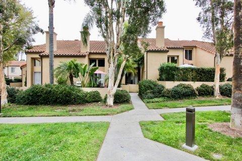 Corsica Villas Newport Beach