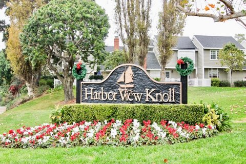 Harbor View Knoll Newport Beach