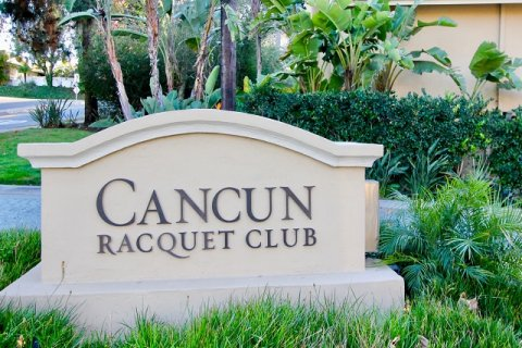 Cancun Racquet Club San Juan Capistrano