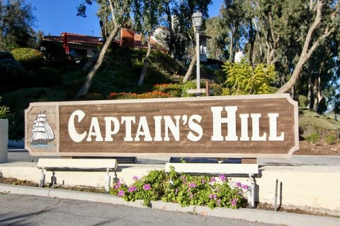 Captains Hill San Juan Capistrano