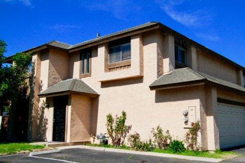 Westvale Townhomes Santa Ana