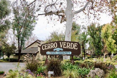 Cerro Verde Yorba Linda