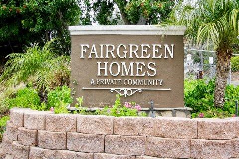 Fairgreen Homes Yorba Linda