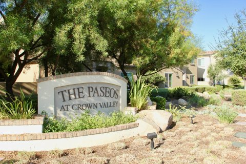 Paseos at Crown Valley murrieta