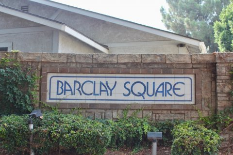 Barclay Square riverside