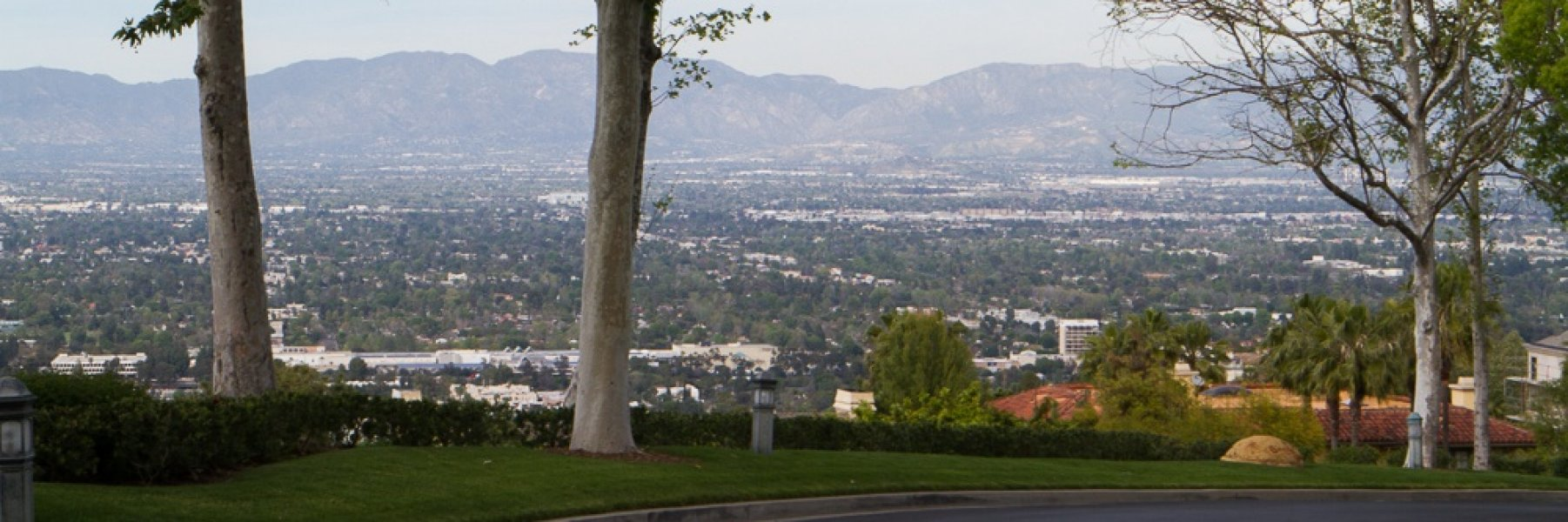 Mulholland Estates is a community of homes in Beverly Hills California