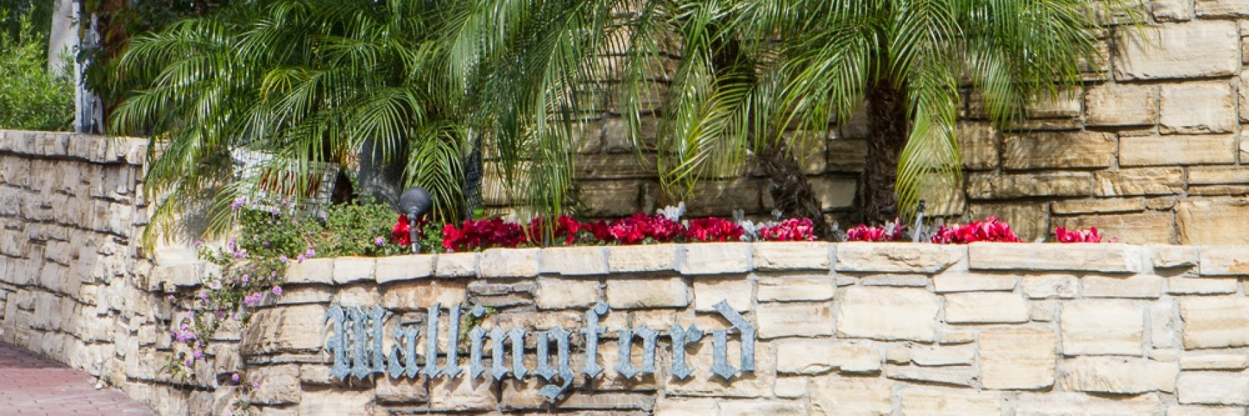 Wallingford Estates is a community of homes in Beverly Hills California