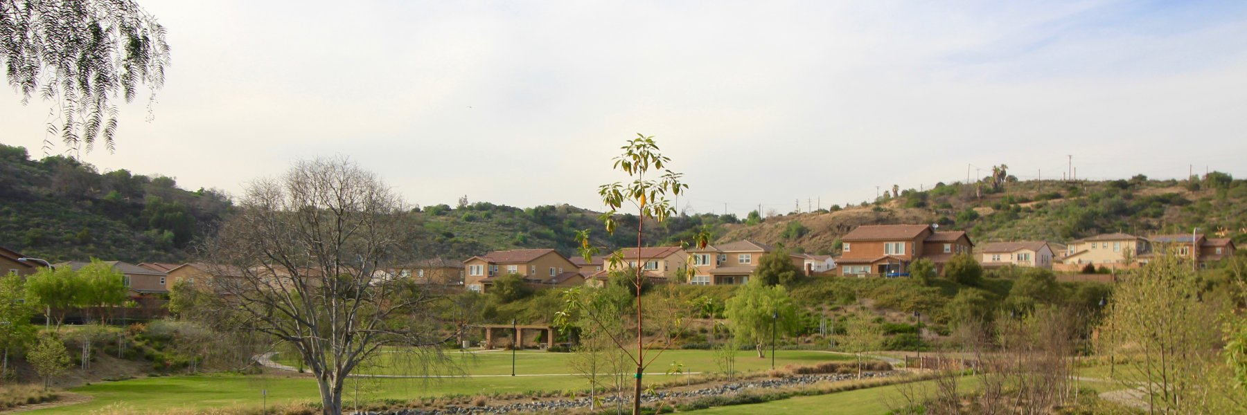 Olinda Village is a community of homes in Brea California
