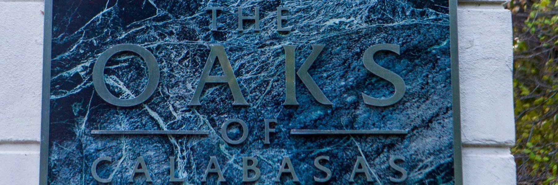 The Oaks is a community of homes in Calabasas California