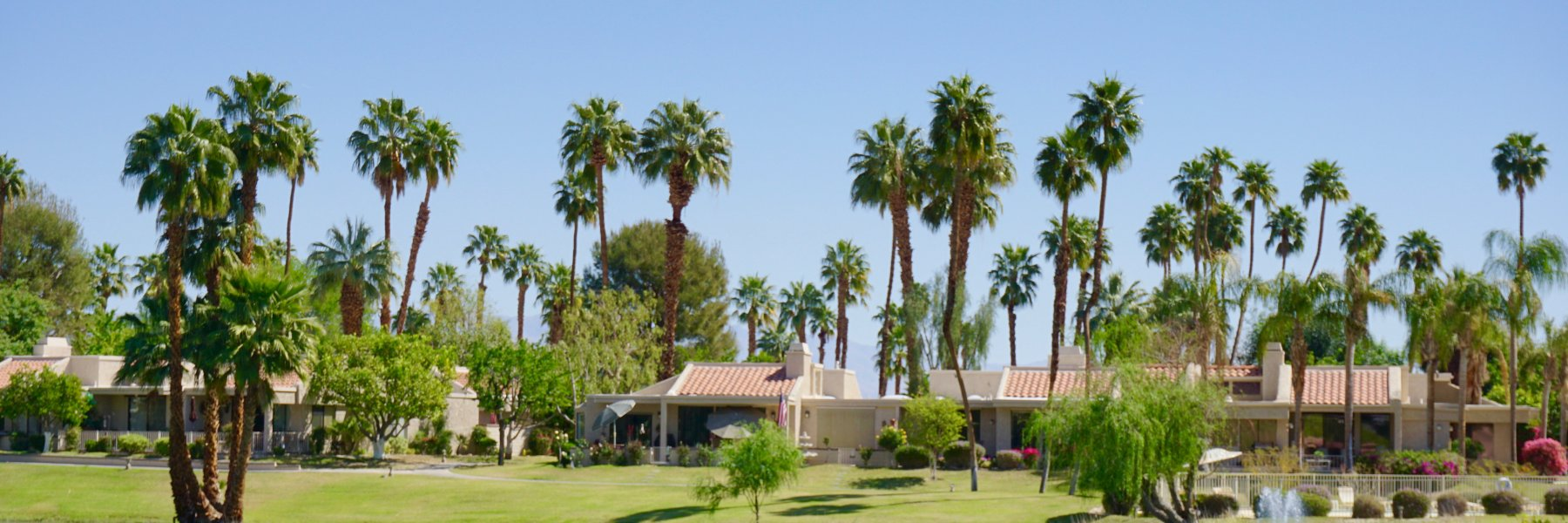 Cathedral Canyon Country Club is a community of homes in Cathedral City California