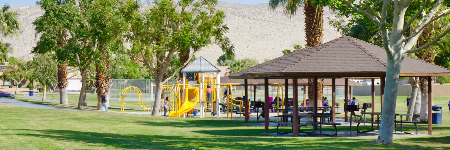 Century Park is a community of homes in Cathedral City California