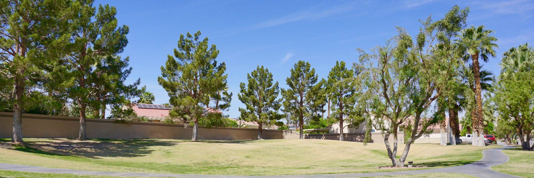 La Pasada is a community of homes in Cathedral City California