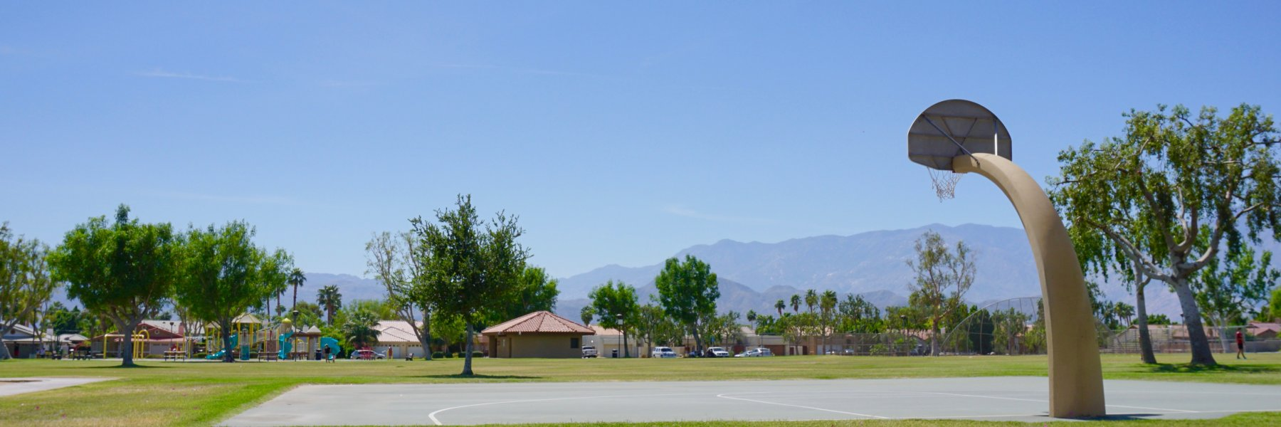 Panorama is a community of homes in Cathedral City California