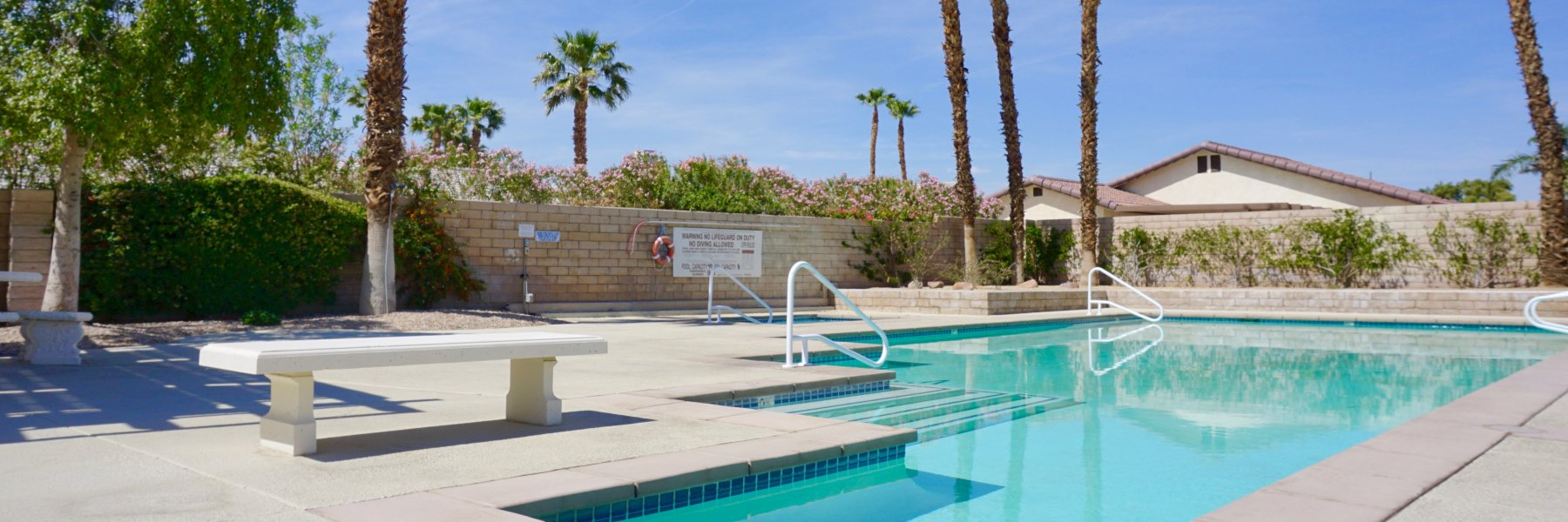 Shadow Crest is a community of homes in Cathedral City California