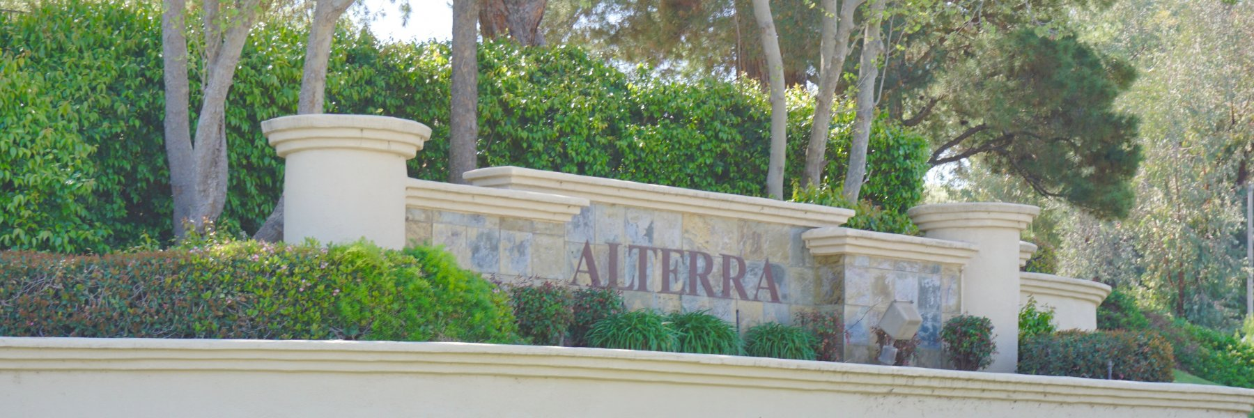Alterra is a community of homes in Chino Hills California