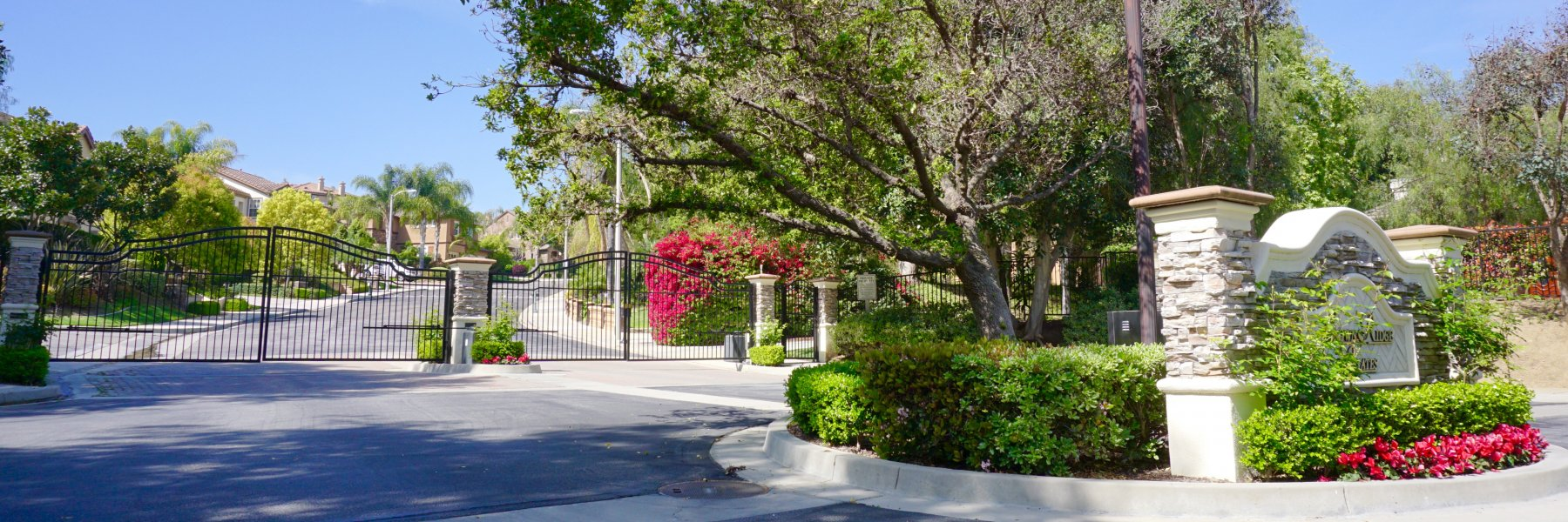 Crown Ridge Estates is a community of homes in Chino Hills California