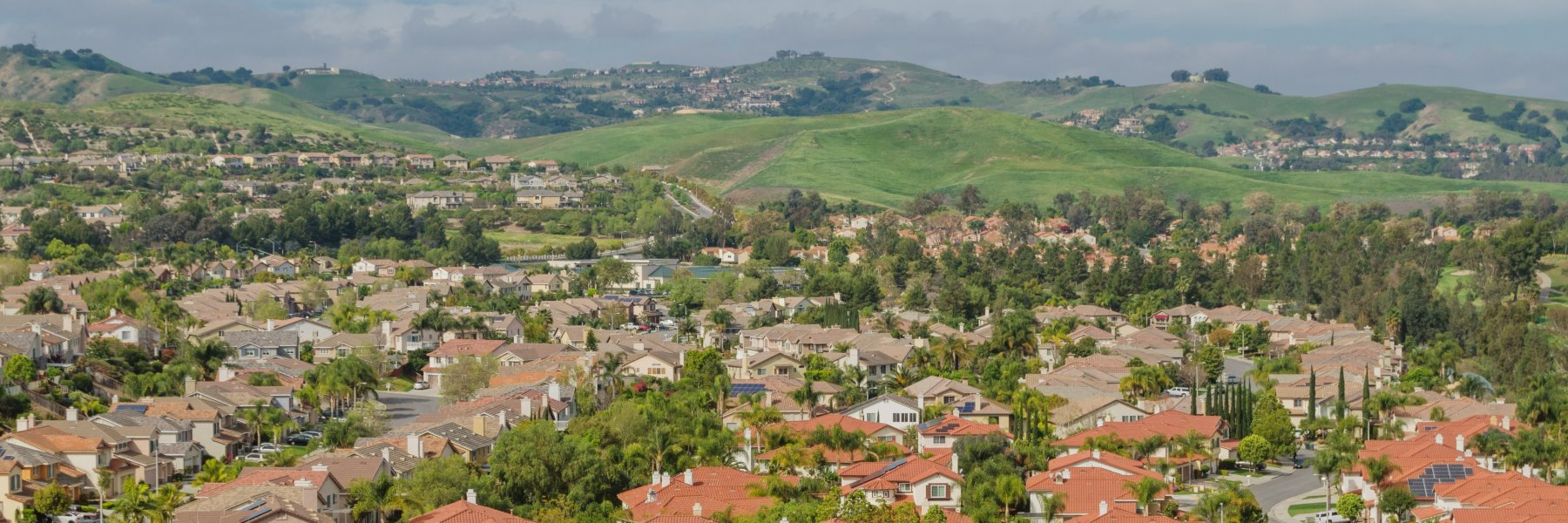 Los Serranos is a community of homes in Chino Hills California