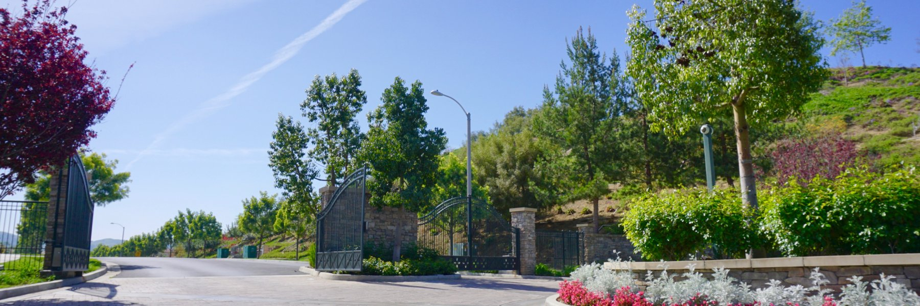 Pine Valley Estates is a community of homes in Chino Hills California