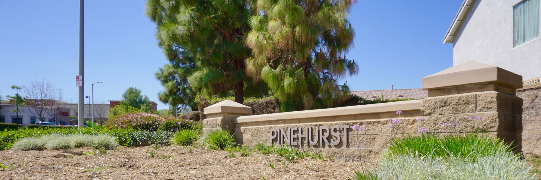Pinehurst is a community of homes in Chino Hills California