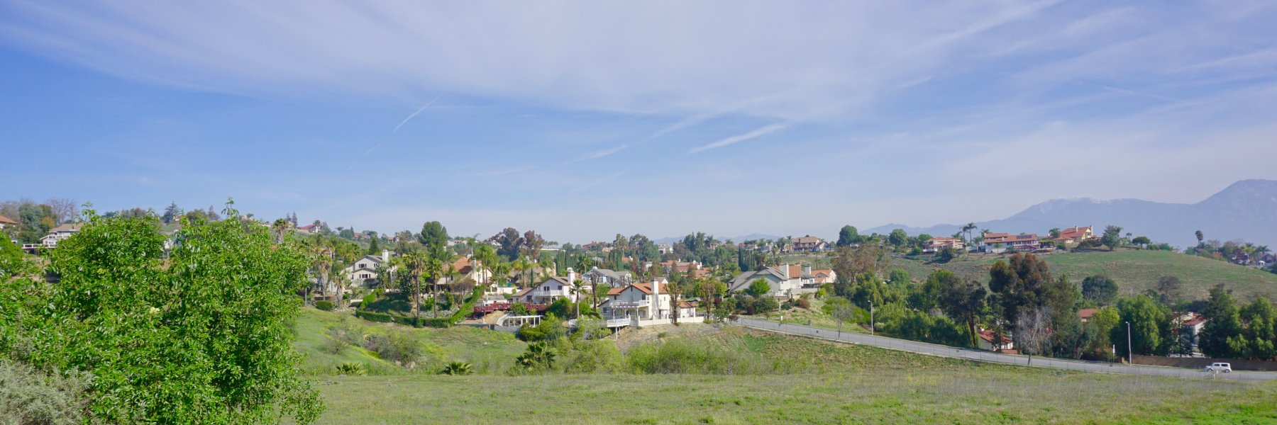 Rolling Ridge is a community of homes in Chino Hills California